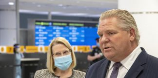 Covid-19: Top Federal Official Urges Doug Ford To 'Listen To His Health Experts'