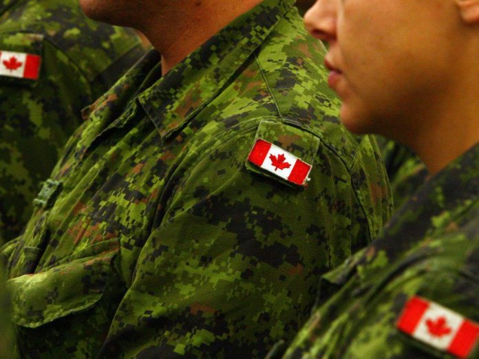 Canadian Forces member charged in death of army reservist during training exercise, Report