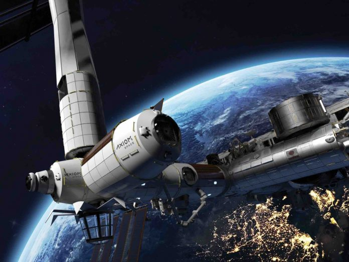 NASA, Axiom plan private space mission