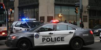 Police: Man charged with attempted murder after stabbing on subway train in Toronto