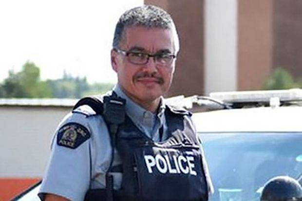 Saskatchewan officer charged with first-degree murder resigns from RCMP, Report