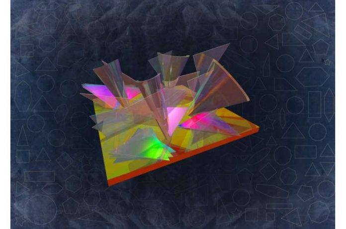 Scientists observe modified energy landscapes at the intersection of 2D materials