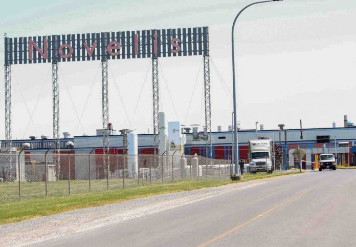27-year-old dies after workplace incident at Kingston's Novelis plant, Report
