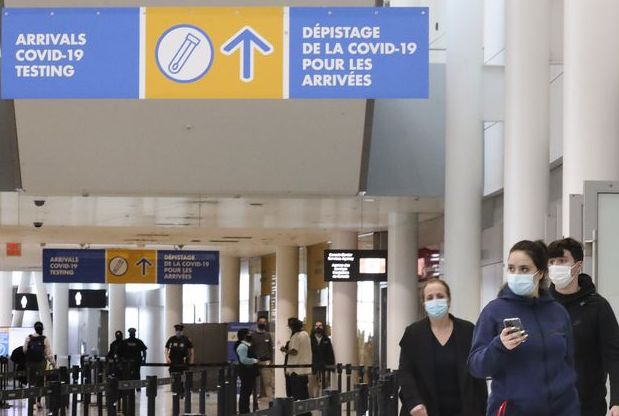 Coronavirus: Fully vaccinated Canadian travellers can skip hotel quarantine come July, feds
