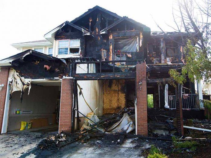 Five residents displaced after fire in southeast Calgary