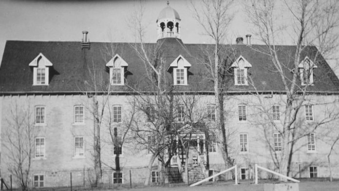 Saskatchewan First Nation announces hundreds of unmarked graves found at former residential school site
