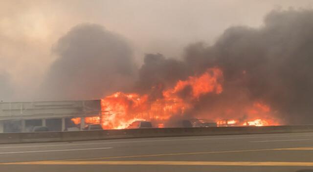 Fast-moving fire tears through village of Lytton, B.C.