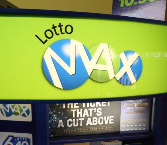 Ticket bought in Ontario wins $65 million Lotto Max jackpot (winning numbers)