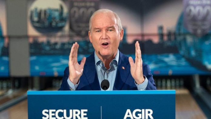 O'Toole won't dismiss candidates anti-climate change comments, Report