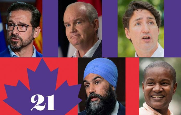 Canadian Election 2021 Live Results: How can I track the results on election night?