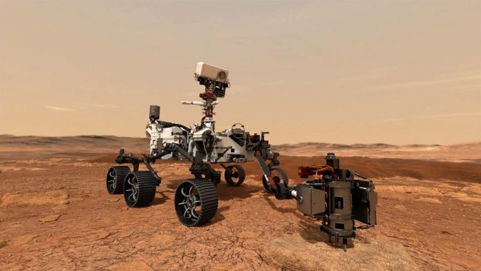 China builds miniature prototype robotic helicopter for surveillance on Mars