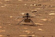 China is developing its own Mars helicopter to guide rover in future missions