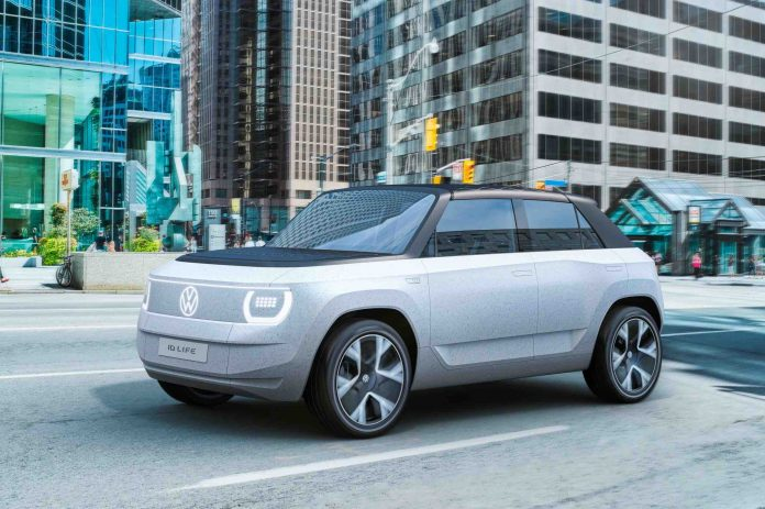 Volkswagen: A look ahead to entry-level electric mobility, world premiere of the ID. LIFE