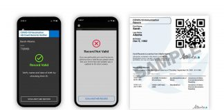 AB Covid Records: App to scan COVID-19 vaccine QR codes now available