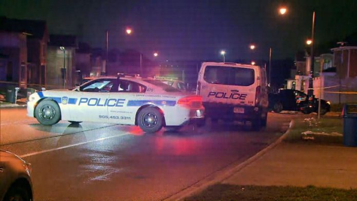 Police: Man killed in Brampton shooting