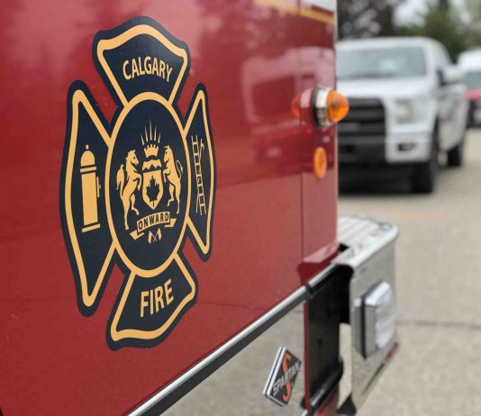 Six people, dog displaced after Calgary house fire